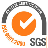 ISO 9001:2000 quality certification