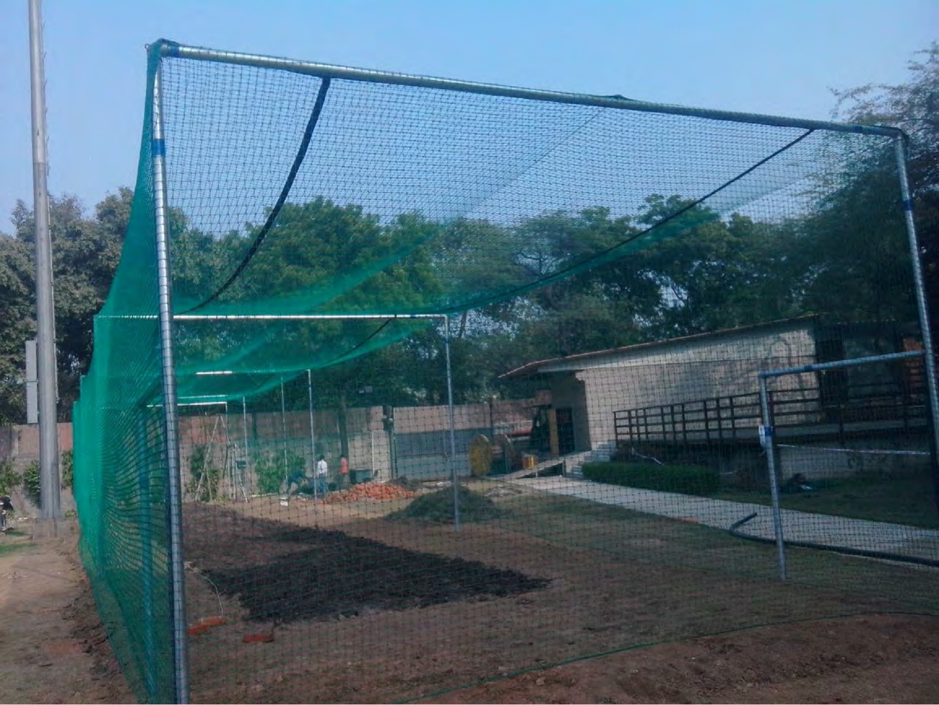 Cricket Net 1 bajajsports