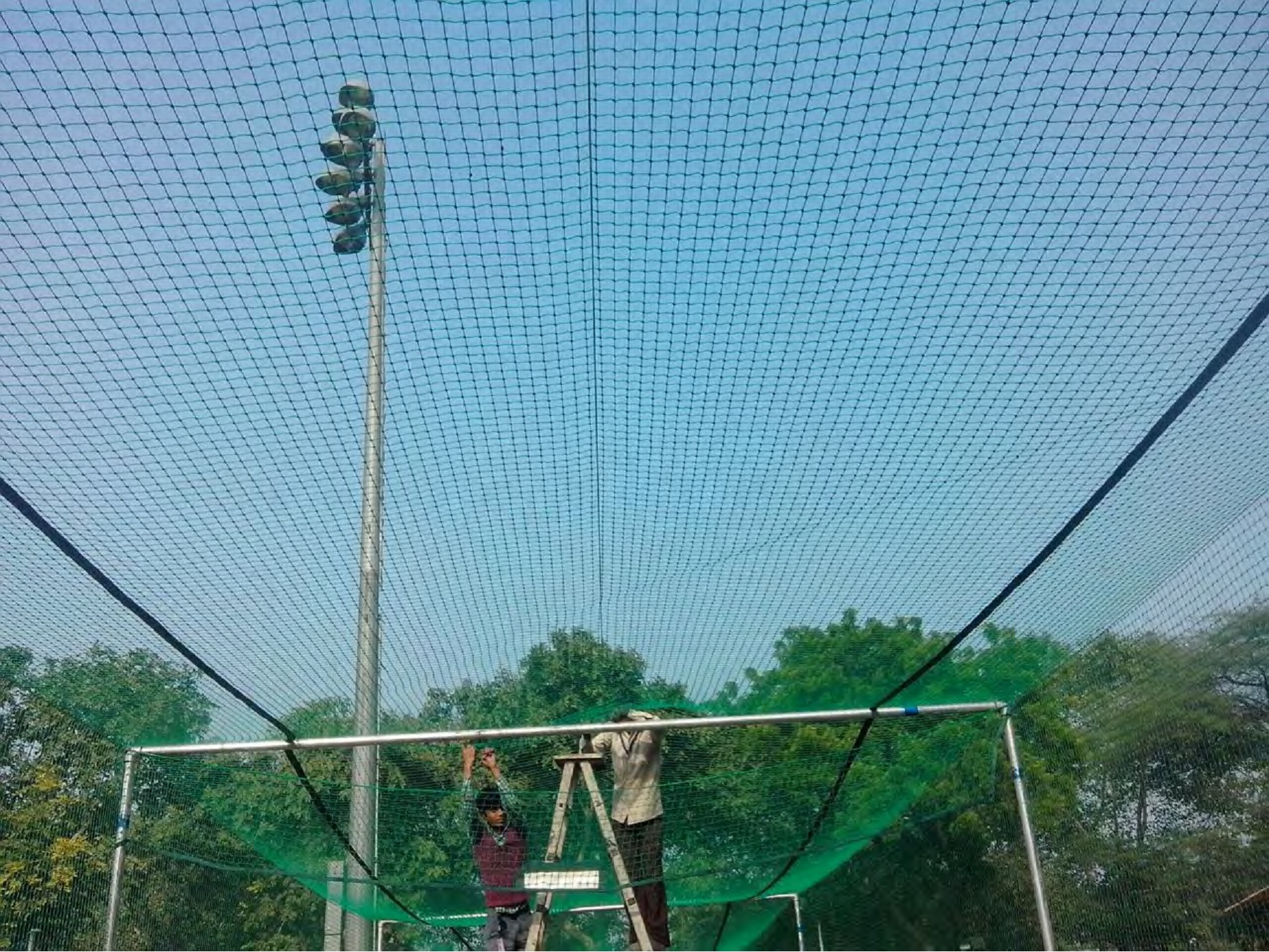 Cricket Net 3 bajajsports