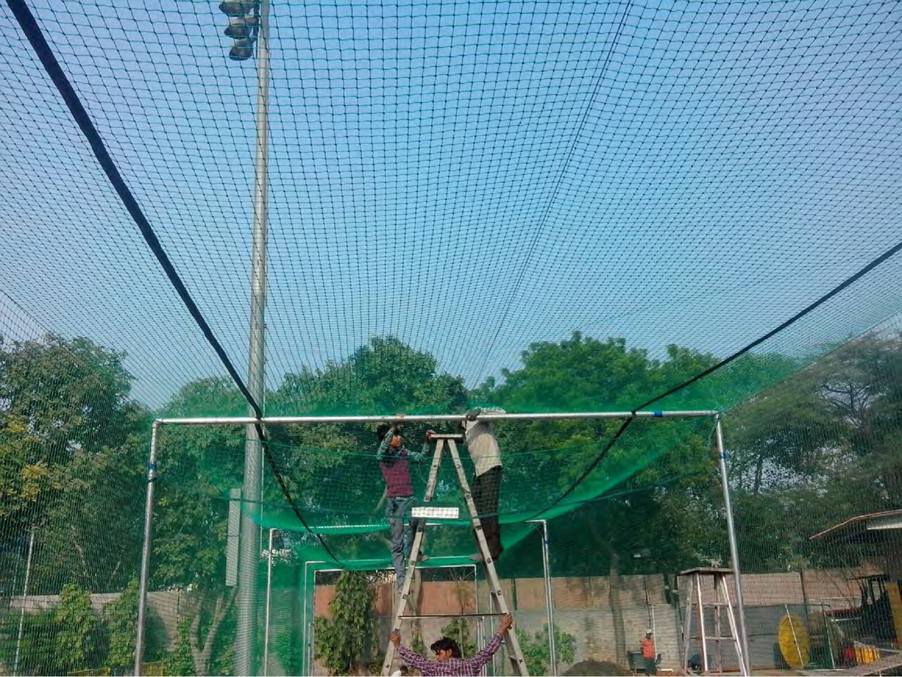 Cricket Net 7 bajajsports